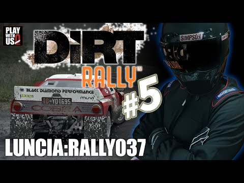 #5【RACE】兄者の「DiRT RALLY」【2BRO.】LANCIA RALLY 037