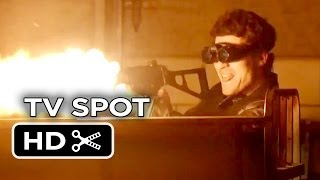 RoboCop TV SPOT #5 (2014) - Joel Kinnaman Action Movie HD