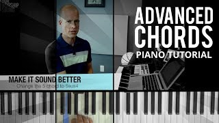 This chord will grab you - Piano tutorial for the Flat 6