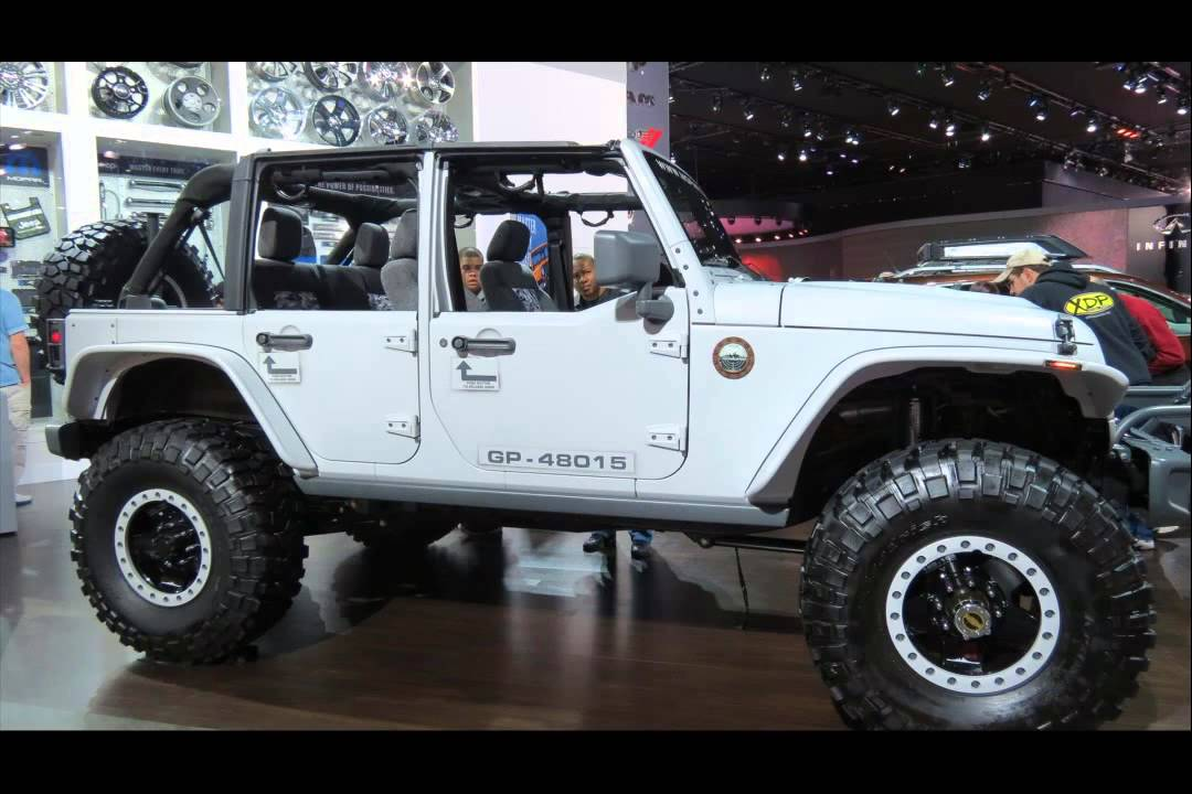 2015 Model Jeep Wrangler Unlimited Custom Youtube