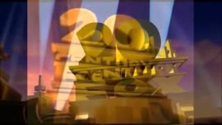 20Th Century Fox Logo Blender With Sound & FanFare