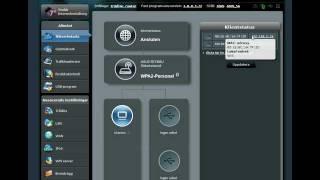 ASUS RT-N66U Admin GUI and Setup