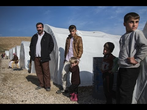 Displaced in northern Iraq: Samir's story