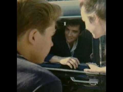 Elvis Presley - Long Black  Limousine - Remastered