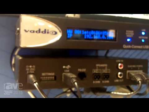 ISE 2015: Vaddio Reviews its EasyUSB Solutions