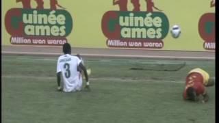 NIGER U17 VS GUINEE U17  - Karim Abdulaye ( nº5 )
