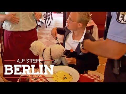 Hund rettet Leben: Was ist mit der Tante passiert?   Auf Streife - Berlin   SAT.1 TV