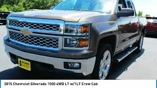 2015 Chevrolet Silverado 1500 Holzhauer Auto and Motorsports Group 362600