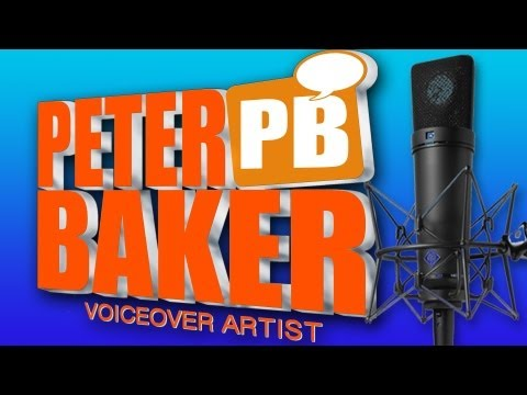 I will record a professional deep British voiceover - each minute