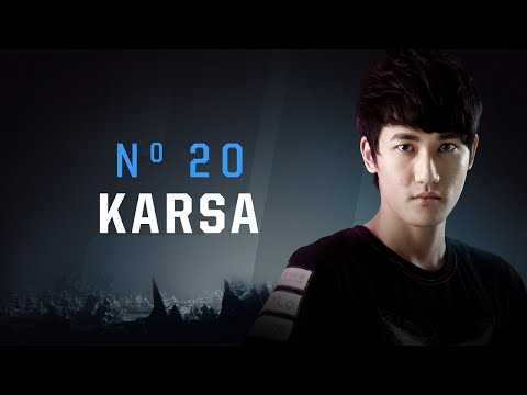Worlds Top 20: 20 - Karsa