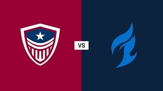 Full Match | Washington Justice vs. Dallas Fuel | Stage 3 Week 1 Day 4
