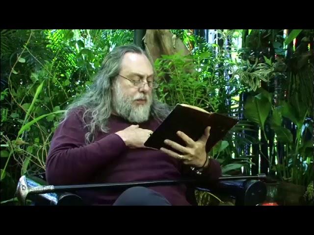 Caio mostra ao vivo como é o uso da bíblia como horóscopo. Superstição e doença religiosa.