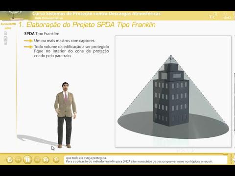 QiSat - Sistemas de Proteção Contra Descargas Atmosféricas - Elaboração do Projeto SPDA