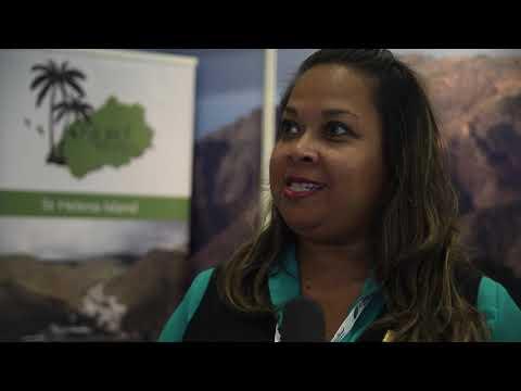 Juliet Williams, tourism manager, St Helena Tourist Board