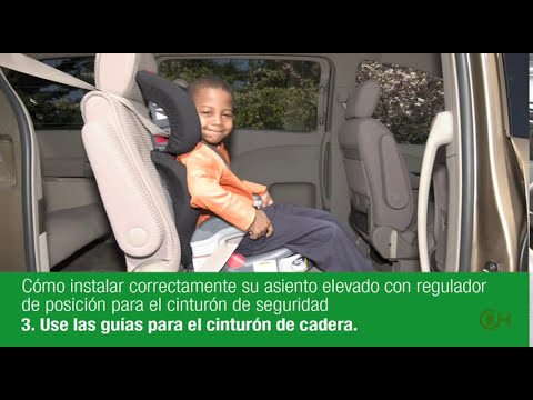 Video sobre seguridad con un asiento elevado: The Children's Hospital of Philadelphia