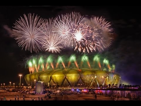 King Abdullah Sports City Grand Opening