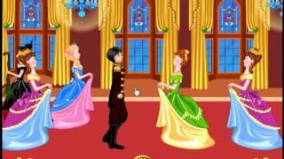 Princess Kissing - Love Games - mary