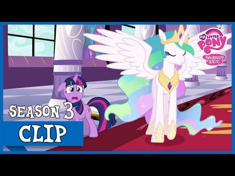 Twilight's Worst Fear (The Crystal Empire) | MLP: FiM [HD]