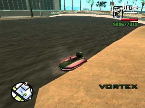 gta san andreas shady hover craft 0_o