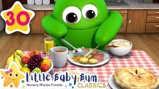 I AM HUNGRY!  | Kids Songs | Little Baby Bum | Moonbug TV After School