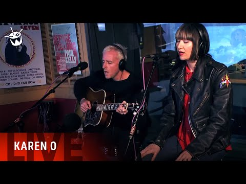 Karen O (Yeah Yeah Yeahs) plays 'Duet' from her new psycho-opera Stop The Virgens