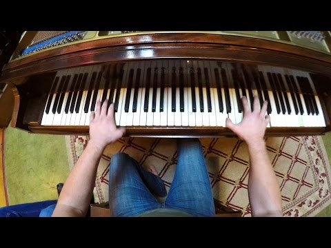 GoPro: Insane Piano Improv