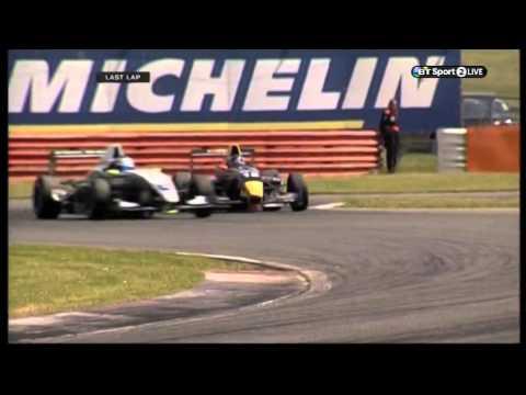 Formula Renault 2.0 Eurocup 2008 - Ricciardo vs Bottas, last lap