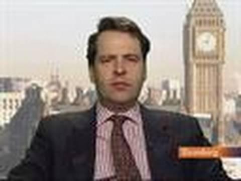 Philip Booth Says U.K. Needs to Cut Deficit `Rapidly'