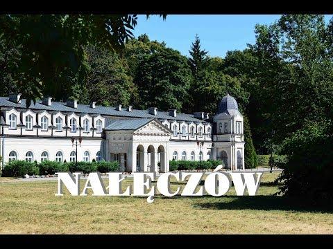 Nałęczów - Uzdrowisko - Park Zdrojowy, Naleczow - The Spa Park. Polska Na Weekend.