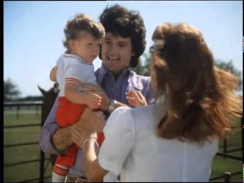 Dallas - Behind the Scenes (7th Season) Patrick Duffy; Victoria Principal