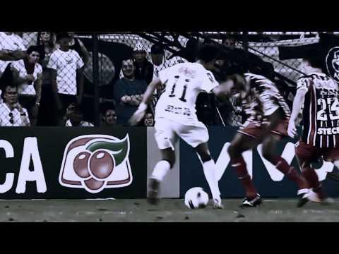 Neymar da Silva Santos Júnior | Goals & Skills | 2013 | HD