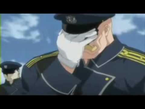 Lieutenant Colonel Lieutenant Colonel Maes Hughes