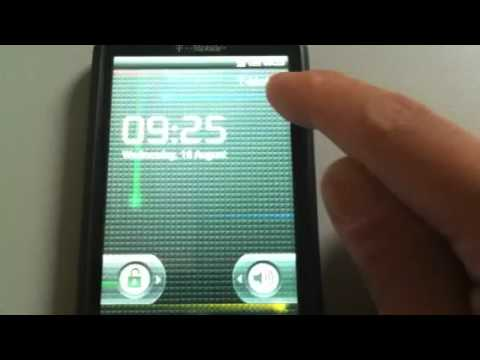 Dual boot Windows Mobile 6.5 and Android 2.2 (Froyo) on HD2