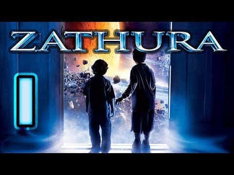 Zathura Walkthrough Part 1 (PS2. XBOX) A Space Adventure Level 1