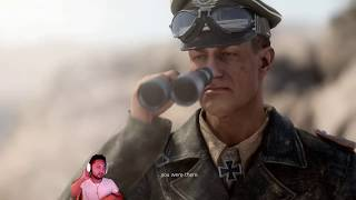Battlefield V The Last Tiger Full Campaign Walkthrough With Commentary | The Best War Story | BFV
