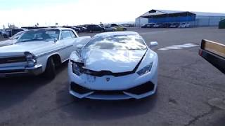 Cheapest Lamborghini Hurican in the USA at Phoenix Co Part