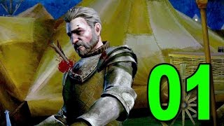 Game of Thrones Episode 1 - Part 1 - Ambushed (Lets Play / Walkthrough)