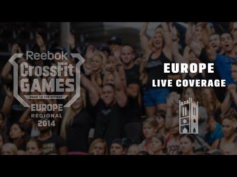 Europe Regional - Day 1 Live Stream