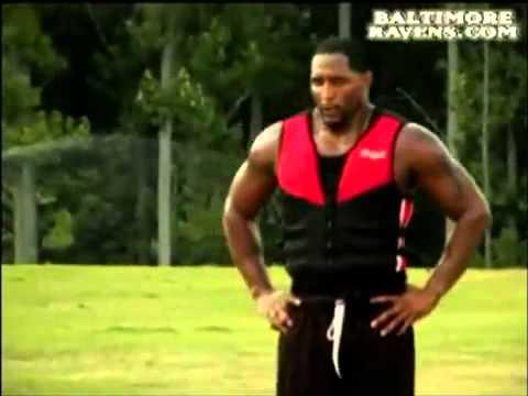 Ray Lewis' Workout Routine