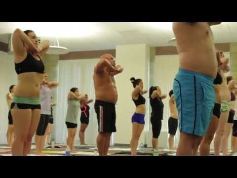 Bikram Yoga Irvine 30 Day Challenge: Day One