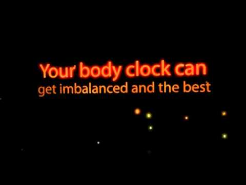 Your 24 Hour Body Clock