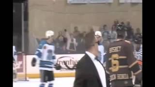 NAHL: Wenatchee Wild Coach Blind Ref (video)