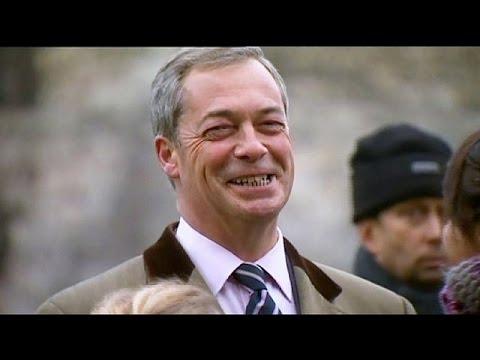 David Cameron s'inquiète de la poussée des populistes de l'UKIP