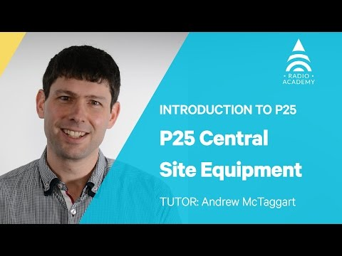 2.4 P25 Central Site Equipment | Introduction to P25 | Tait Radio Academy