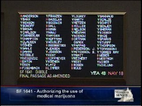 Senate Passes Medical Marijuana Bill