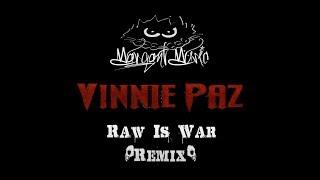 Watch Vinnie Paz Raw Is War video