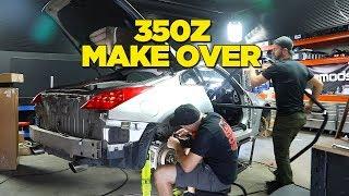 350Z Make Over