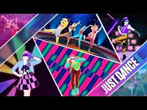 Just Dance 2015《舞力全開 2015》Gamescom 2014 收錄新曲揭露 / New Tracks Reveals- Ubisoft SEA