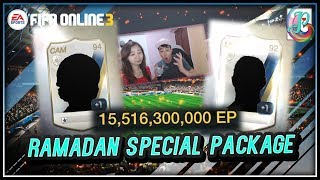 ~OMG! 2 Ultimate Legends!!!~ Ramadan Special Package Opening - FIFA ONLINE 3