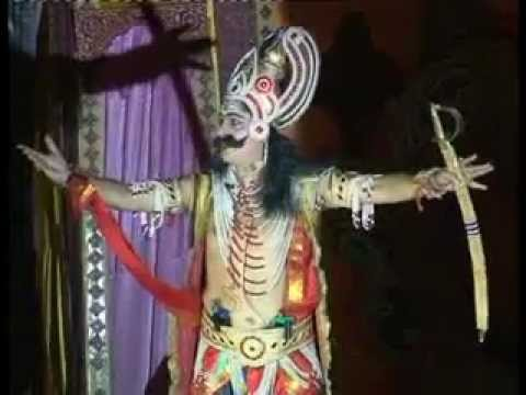 Ramlila 2011 Shree Ram Adarsh Kala Manch Delhi (ravan Darbaar) video